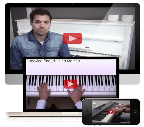 Piano cursus Steven