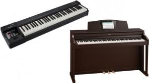 digitale piano`s