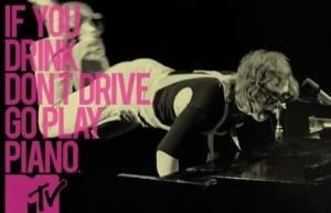 Piano liedjes naspelen MTV
