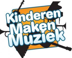 Kinderen maken muziek