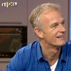 Cor Bakker op televisie