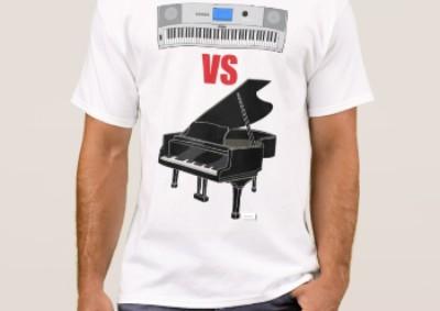 Verschillen (digitale) piano's en keyboards