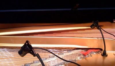 Pianospel opnemen