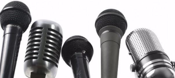 Microfoon soorten