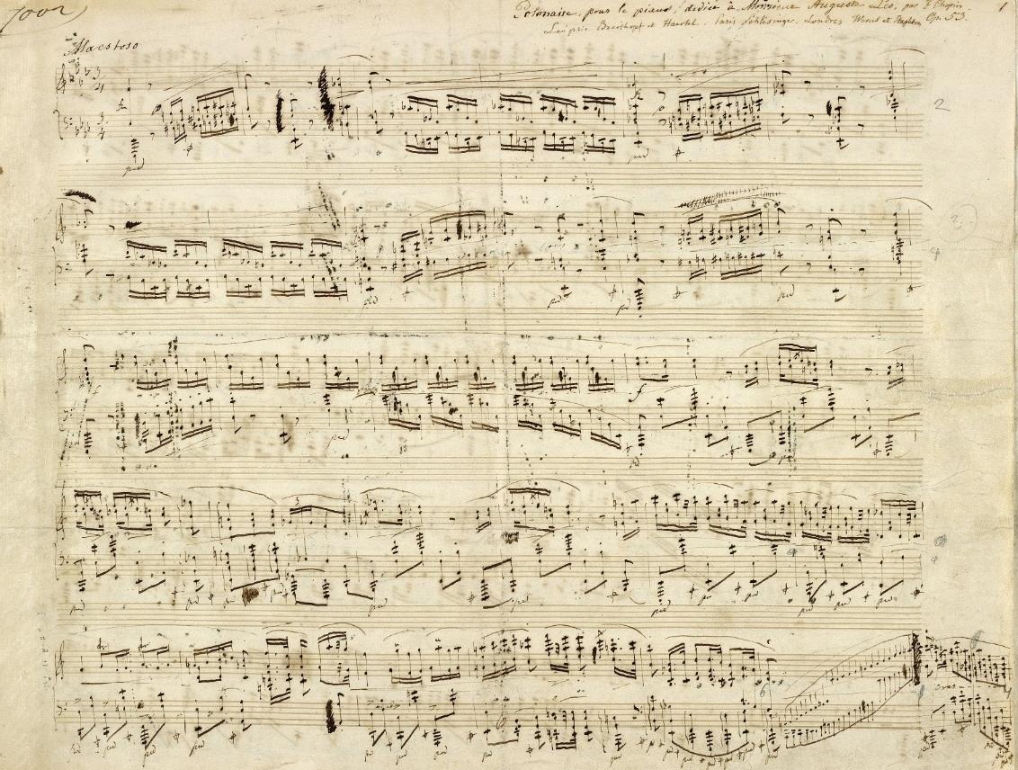 Chopin Polonaise