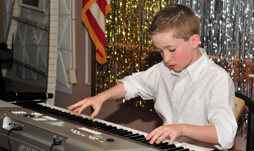 Pianoles moet wel leuk blijven