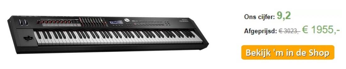 Roland RD2000 Stage Piano bestellen: naar de webshop.