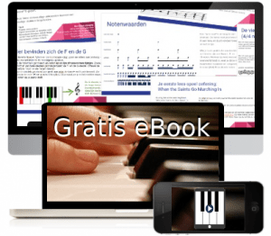 Gratis piano eBook