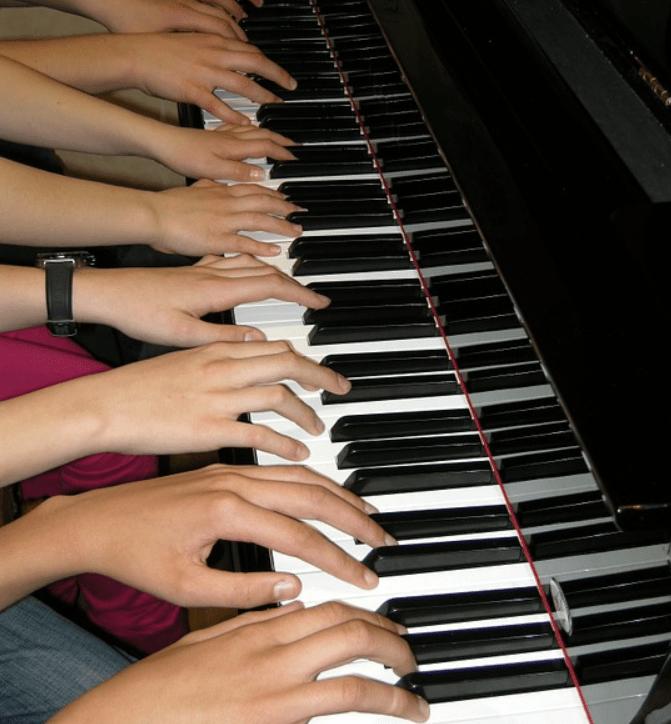 Piano spelen tips