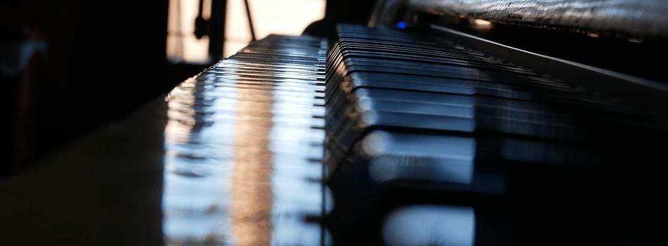 Pianospelen voor ontspanning