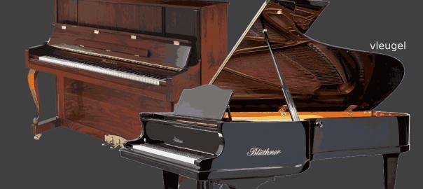 piano of vleugel kopen