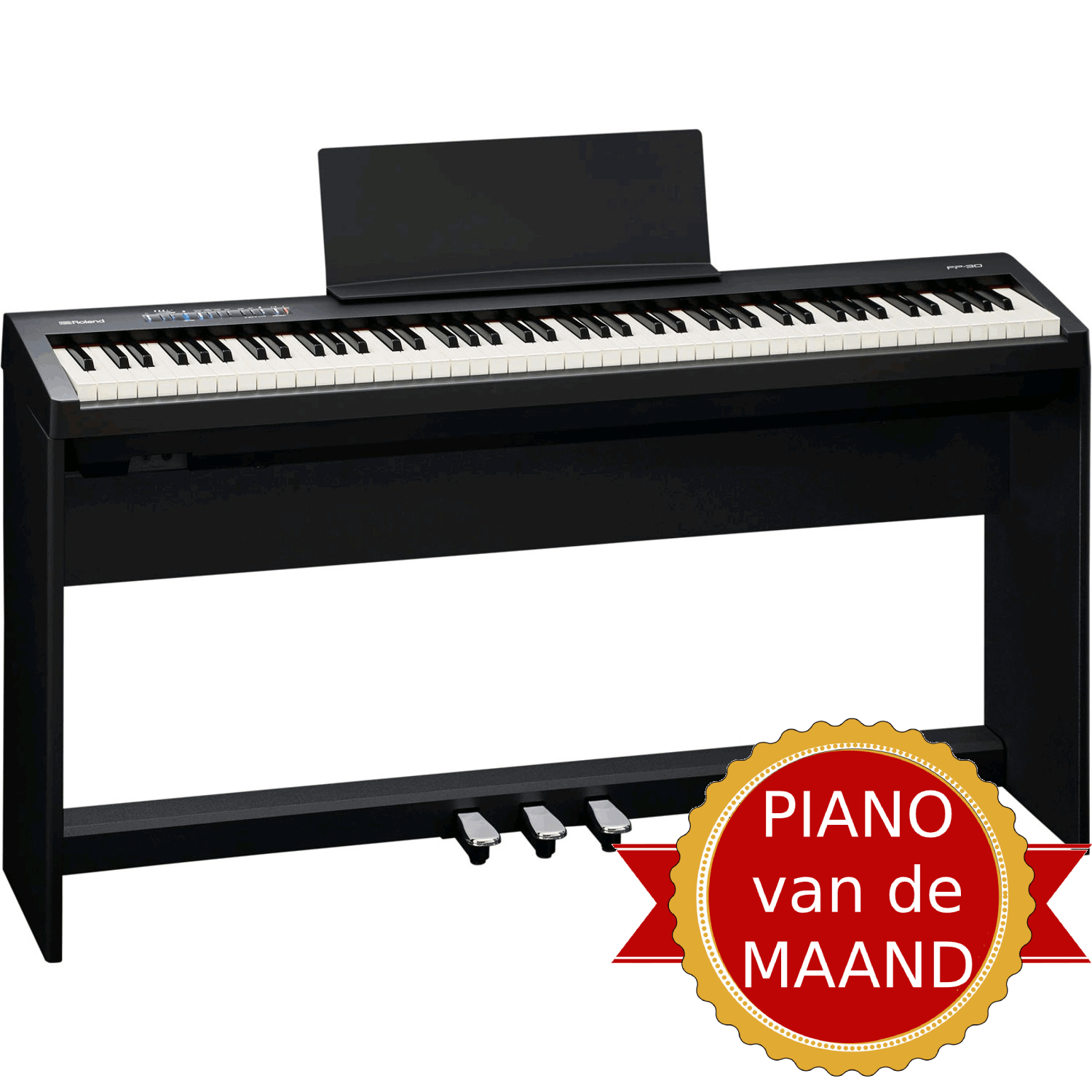 Roland FP 30 BK digitale piano